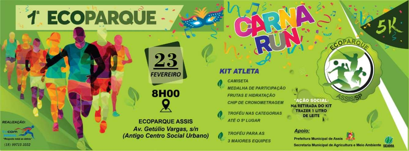 Ecoparque Carna Run 2020